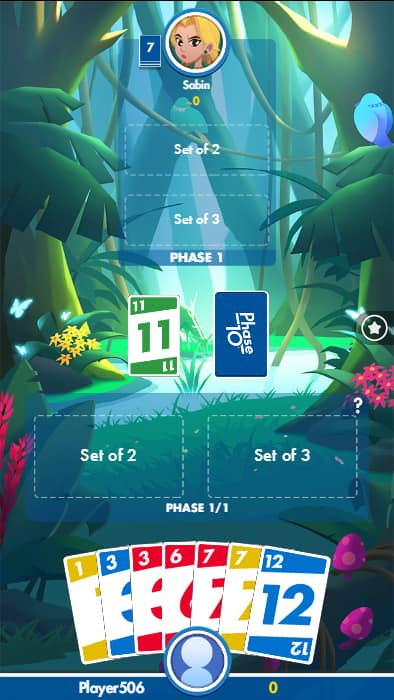 Phase 10 Multiplayer