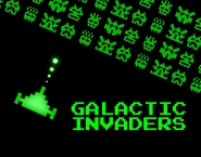 Galactic Invaders