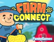 Farm Connect Mahjong