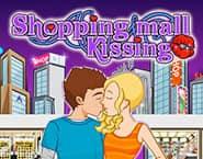 Shopping Mall Kissing