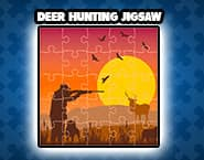 Deer Hunting Jigsaw