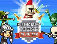 Defenders of the Realm : an epic war !