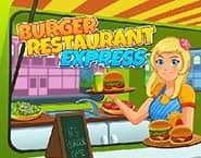 Burger Restaurant Express