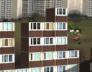 Bygningerne Tetris